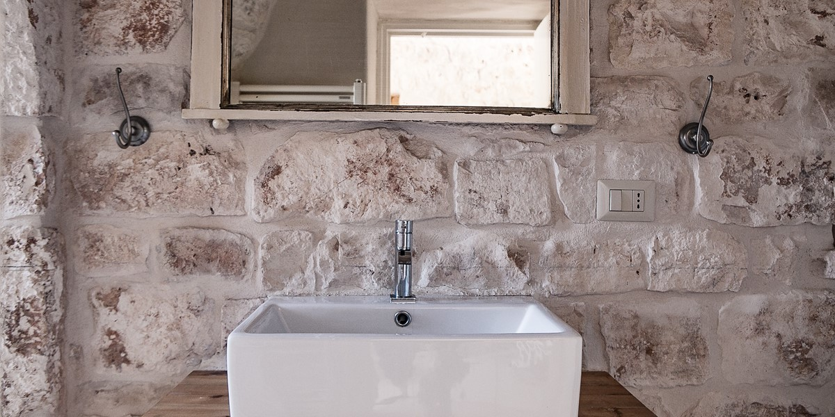 Trullo Lorca Bathroom A