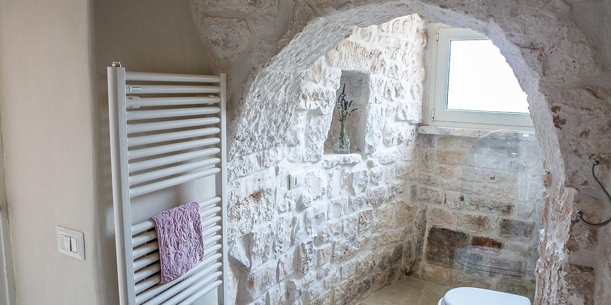 Trullo Lorca Bathroom B