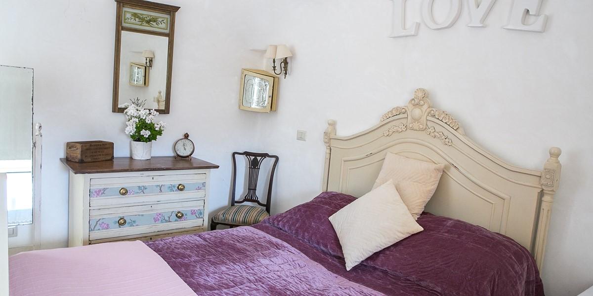 Trullo Lorca Bed 2A