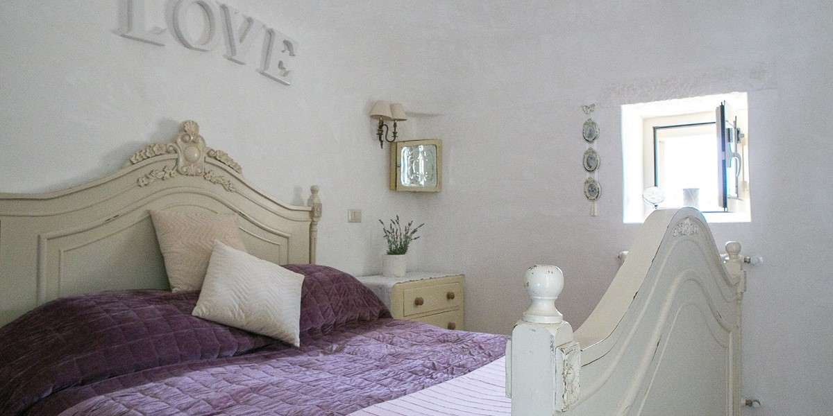 Trullo Lorca Bed 2B