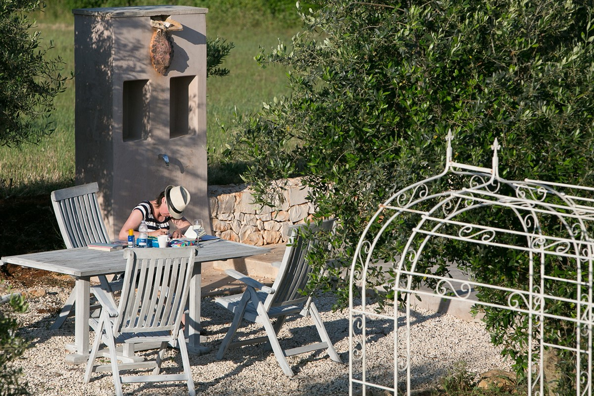 Trullo Lorca Quiet Time On Your Own