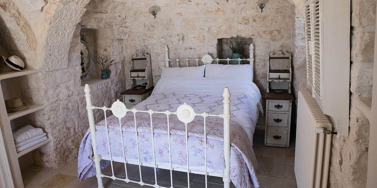 Trullo Lorca Trullo Bed B