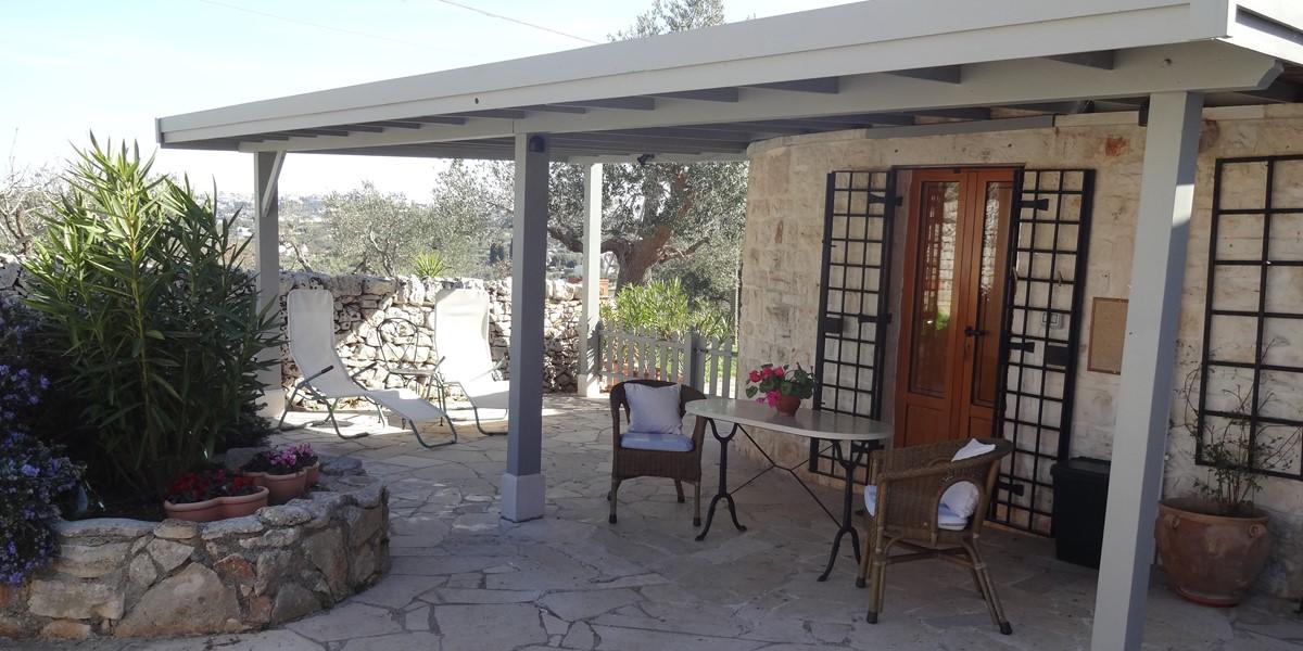 Puglia Holiday Rentals Trullo 1