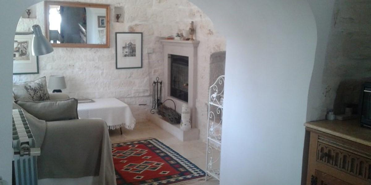 Puglia Holiday Rentals Trullo 1F