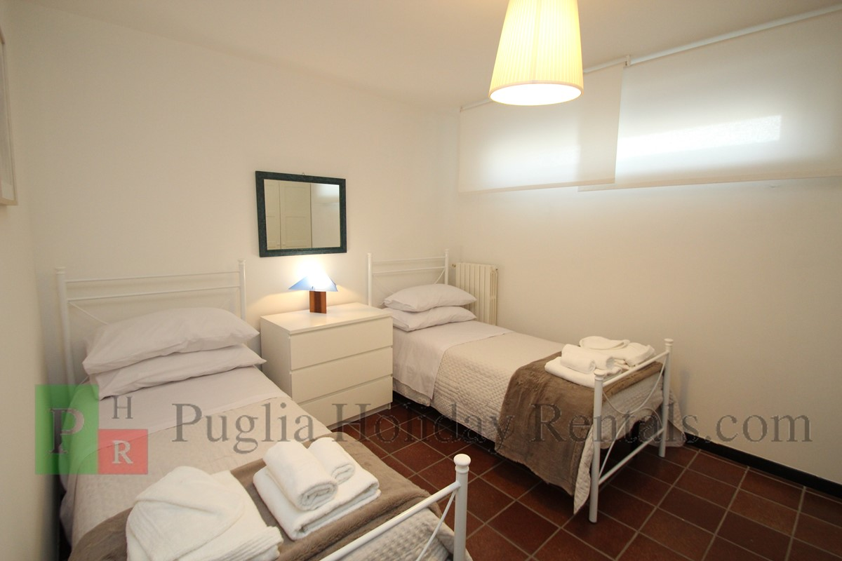 Casa Claudia Apt 2 Bed 2A