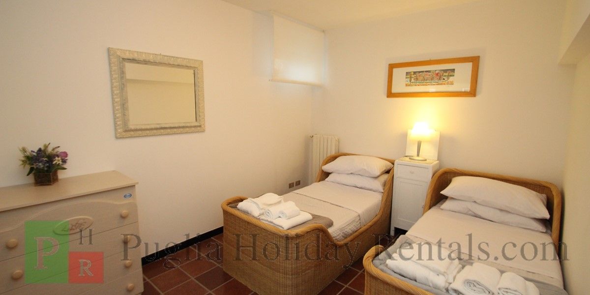 Casa Claudia Apt 2 Bed 3A