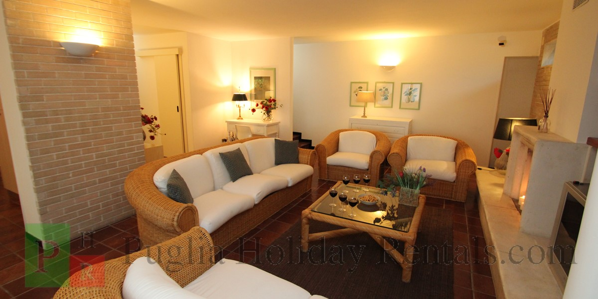 Casa Claudia Apt 2 Lounge A