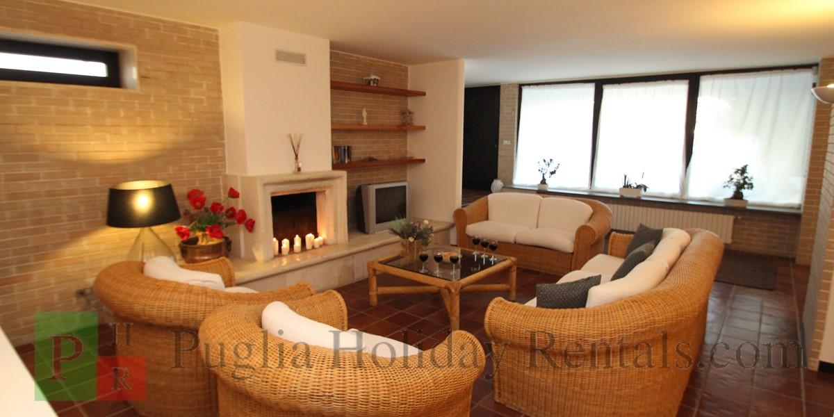 Casa Claudia Apt 2 Lounge B