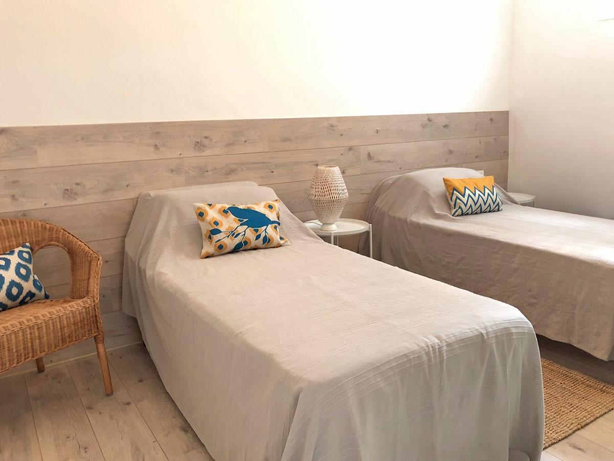 Puglia Holiday Rentals Apt Almond Bed 3