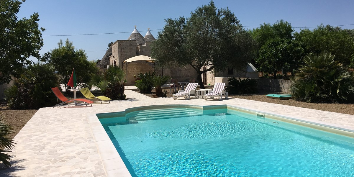 Puglia Holiday Rentals Pool