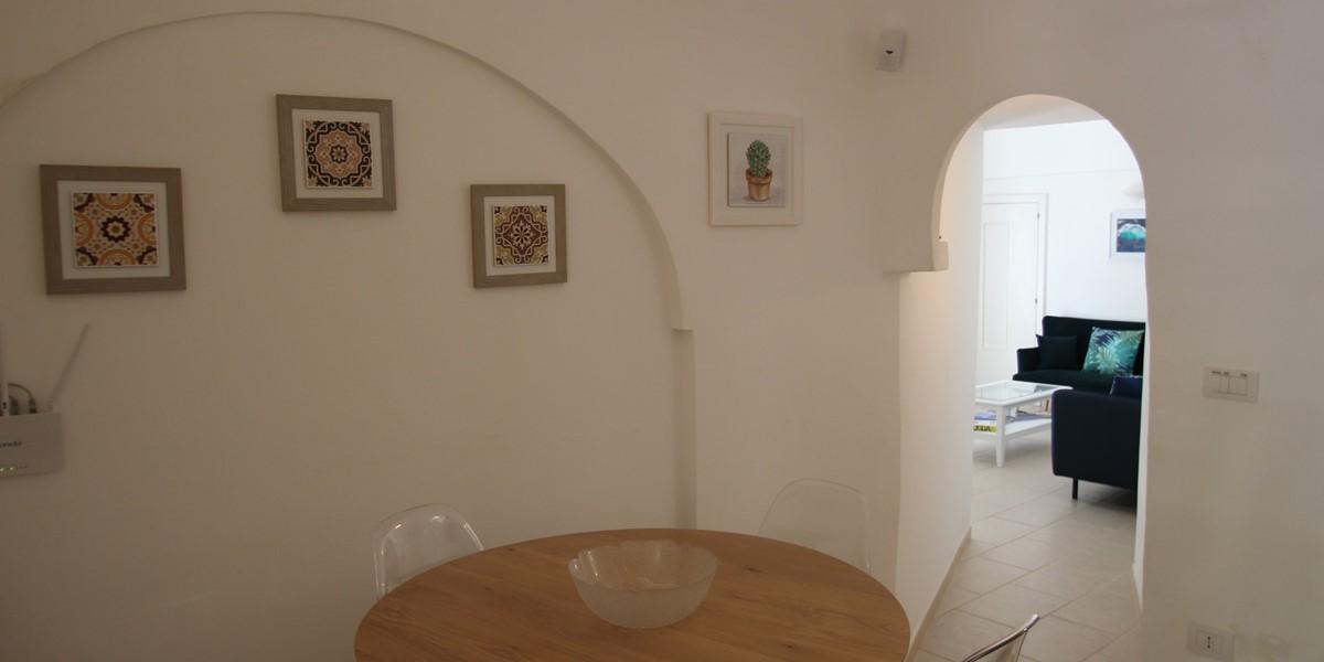 Trullo Sorellina Kitchen 2
