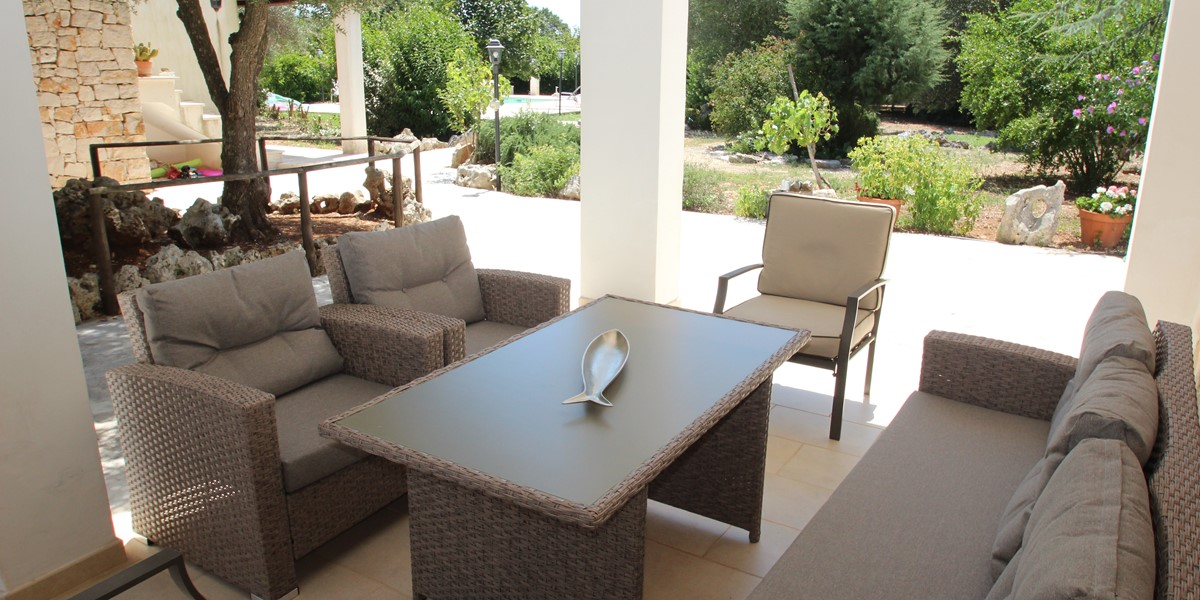 Trullo Sorellina Outdoor Sofas