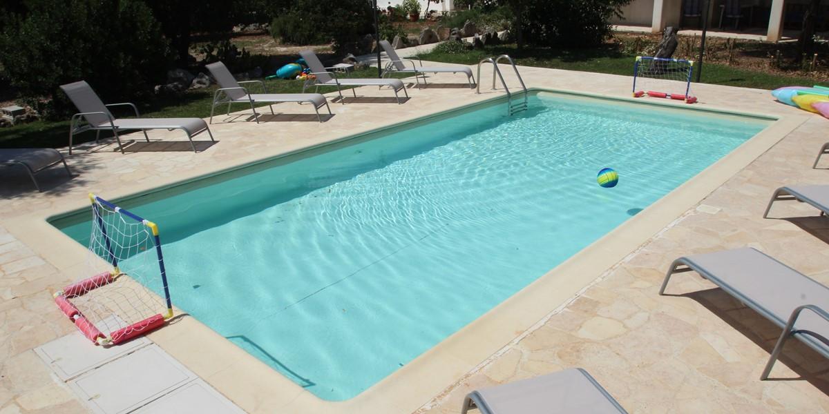 Trullo Sorellina Pool 2