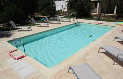 Trullo Sorellina Pool 2