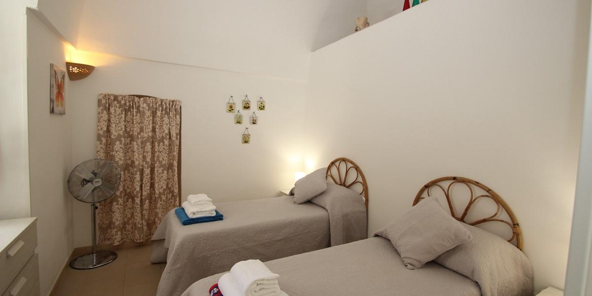 Trullo Sorellina Trullo Bed 2A
