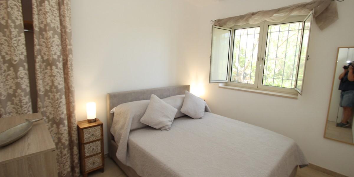 Trullo Sorellina Villa Bed 1 A