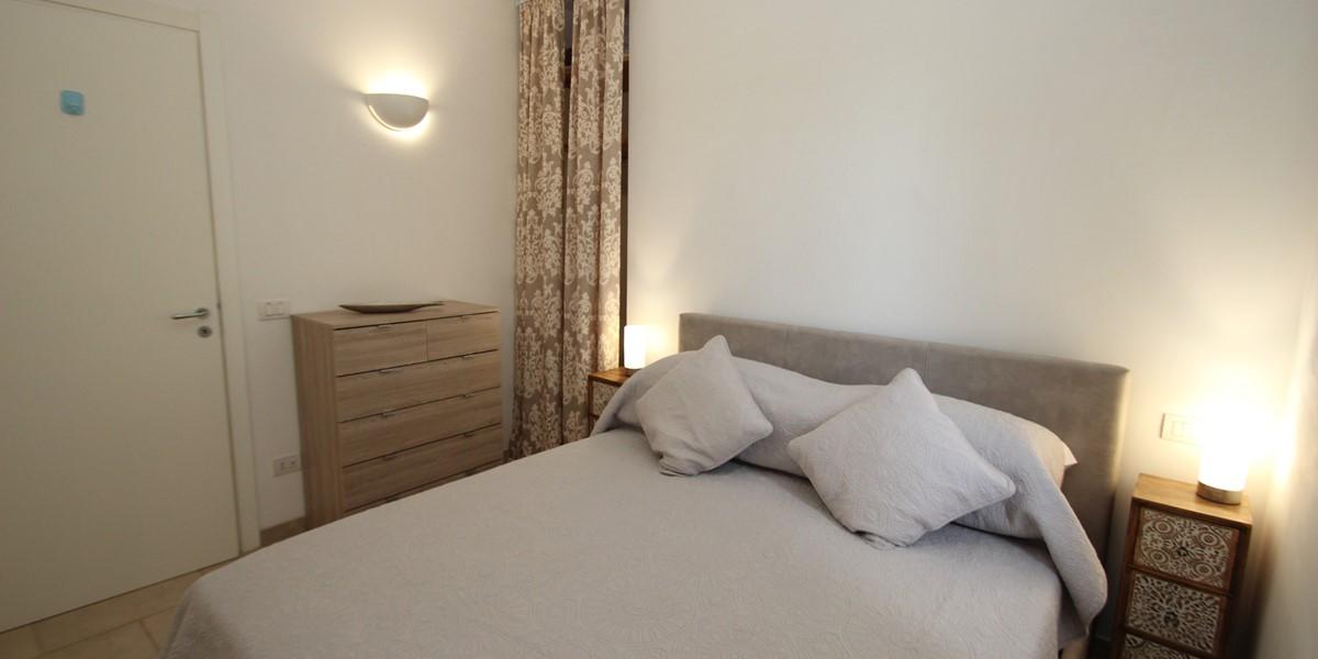 Trullo Sorellina Villa Bed 1B