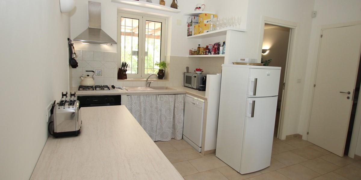 Trullo Sorellina Villa Kitchen