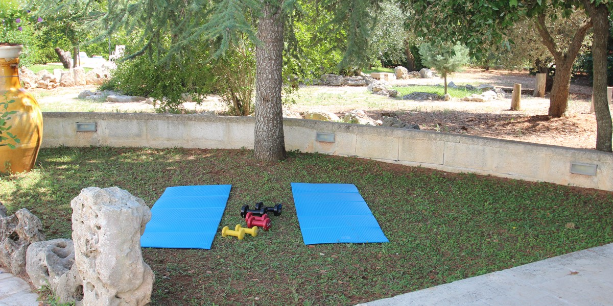 Trullo Sorellina Yoga Weights