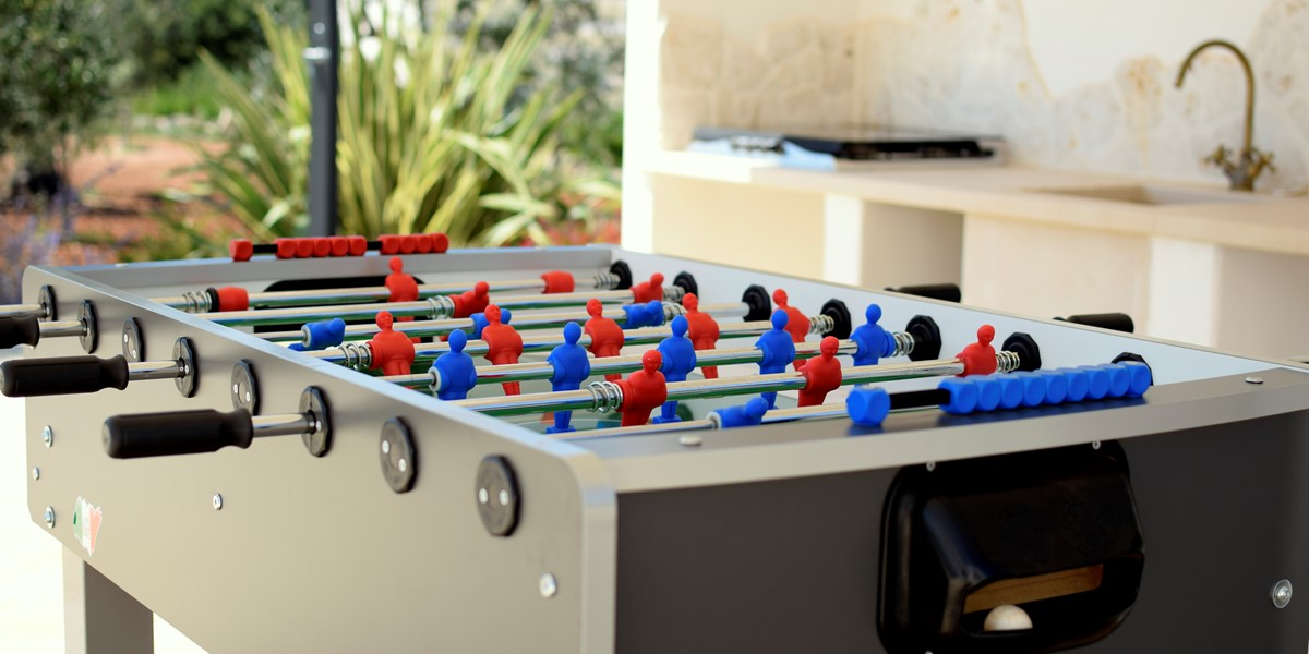 Villa Sudest Table Football