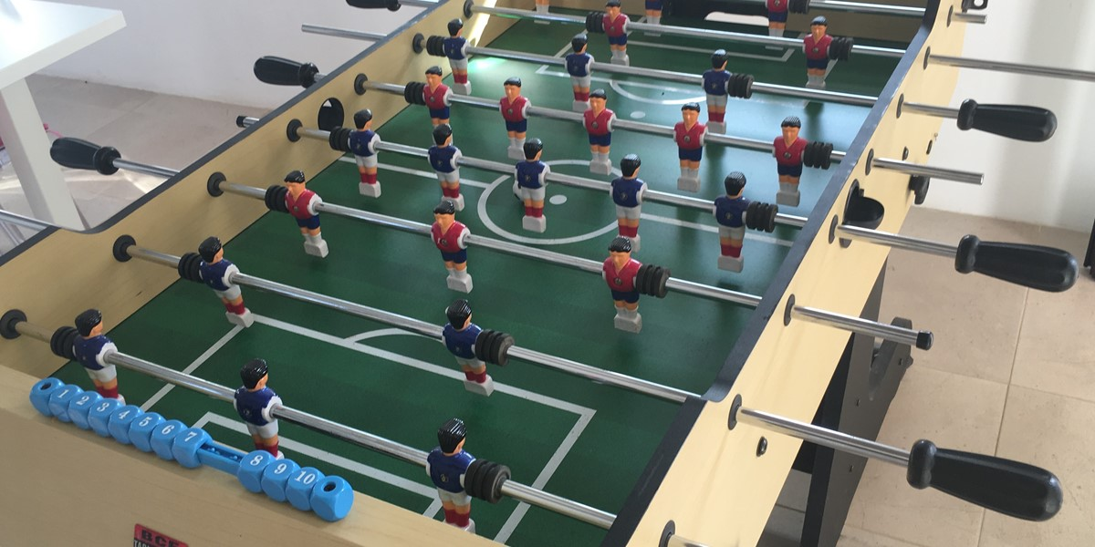 Masseria Mandorli Table Football