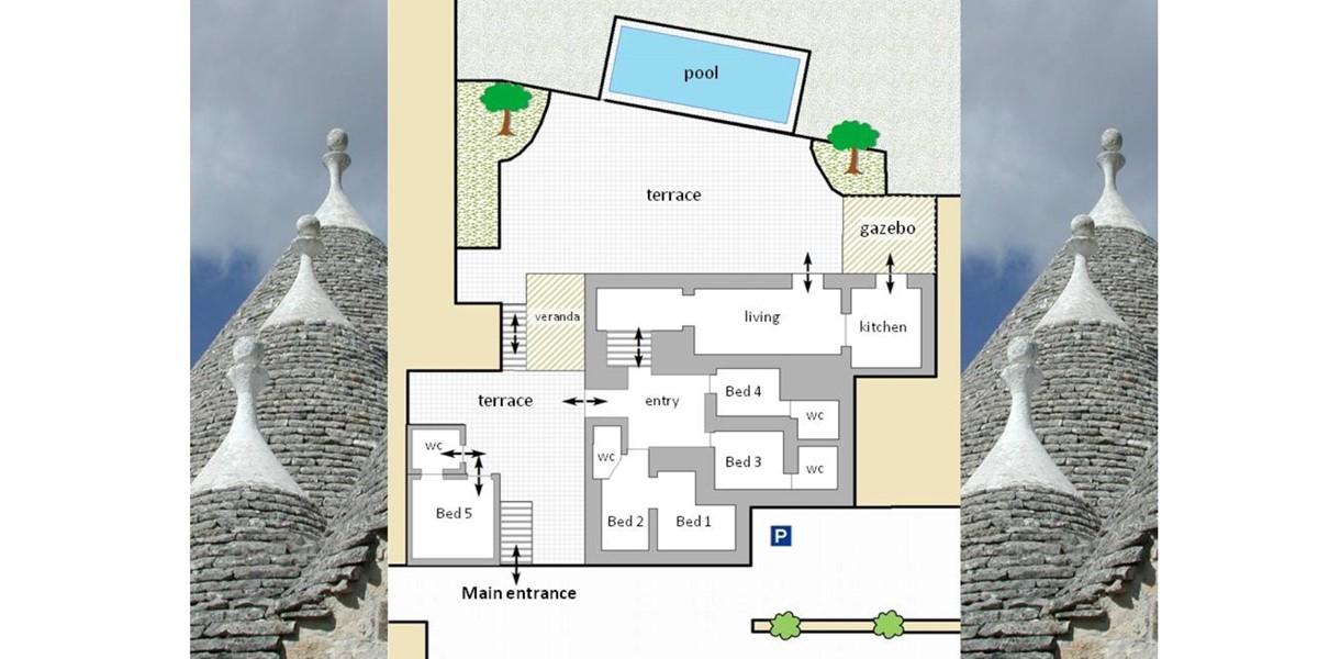 Mirabello Floor Plan