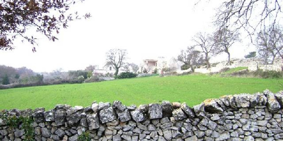 Trullo Vista view of nearby land.JPG
