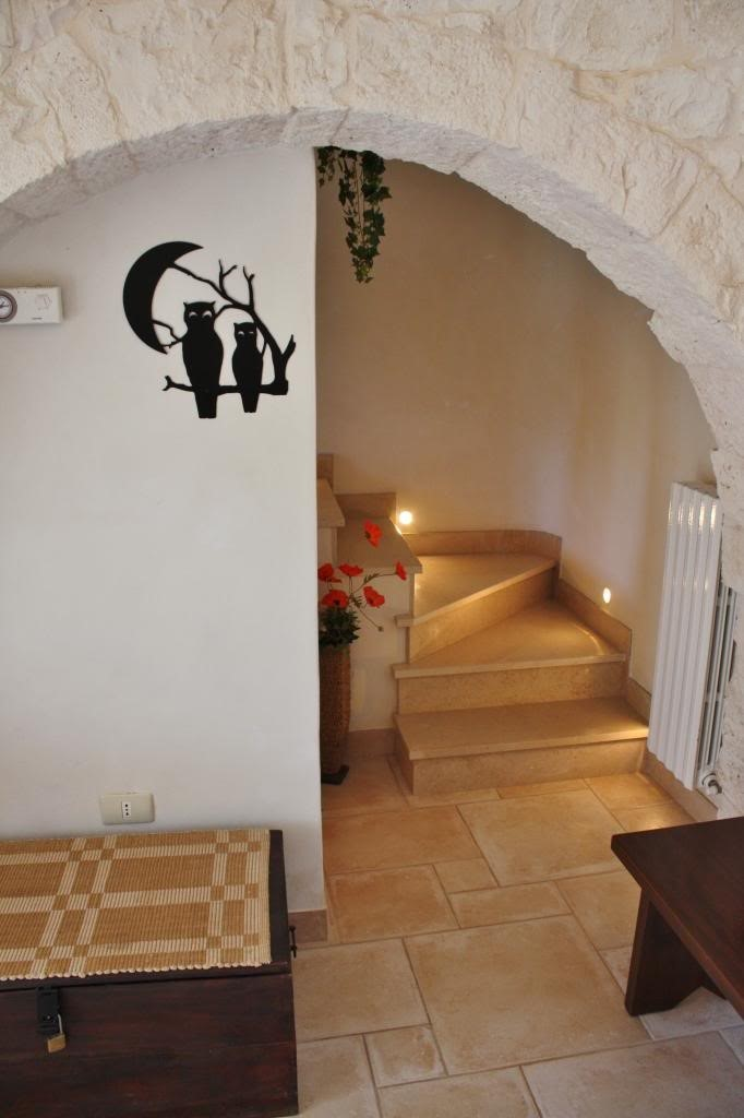 Tp Stairs To Dining Area