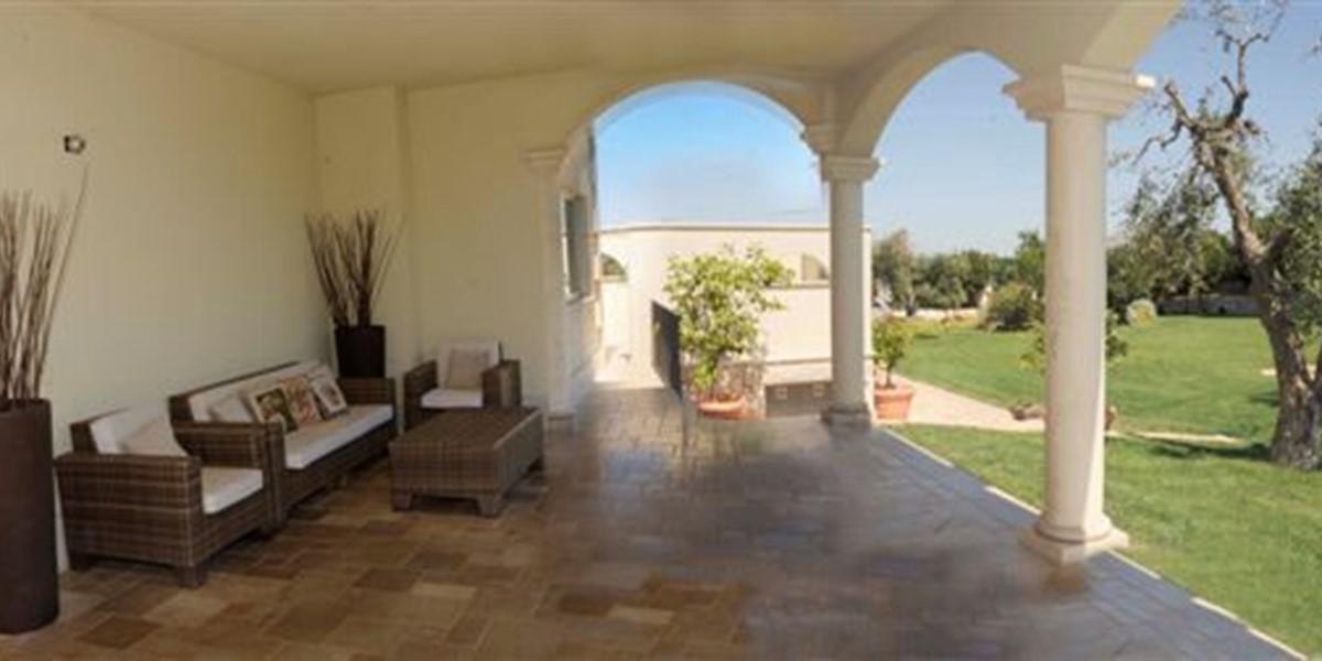 Terrace - gardens
