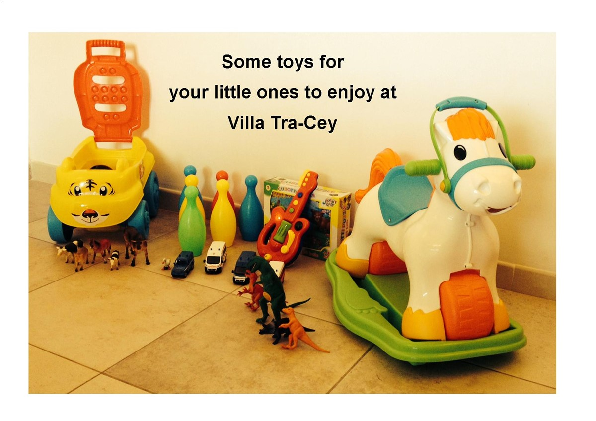 Tracey Toys