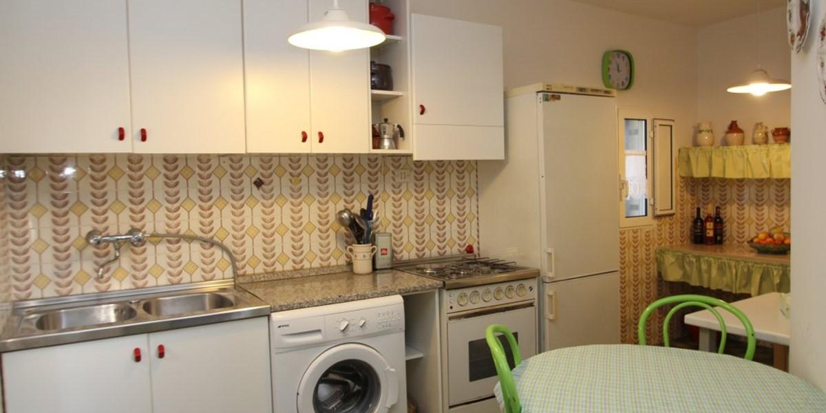 Trullo Iris Kitchen