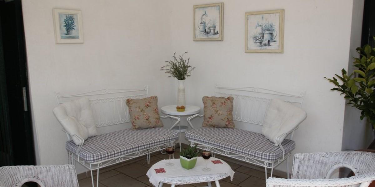 Trullo Iris Outdoor Veranda Sofas