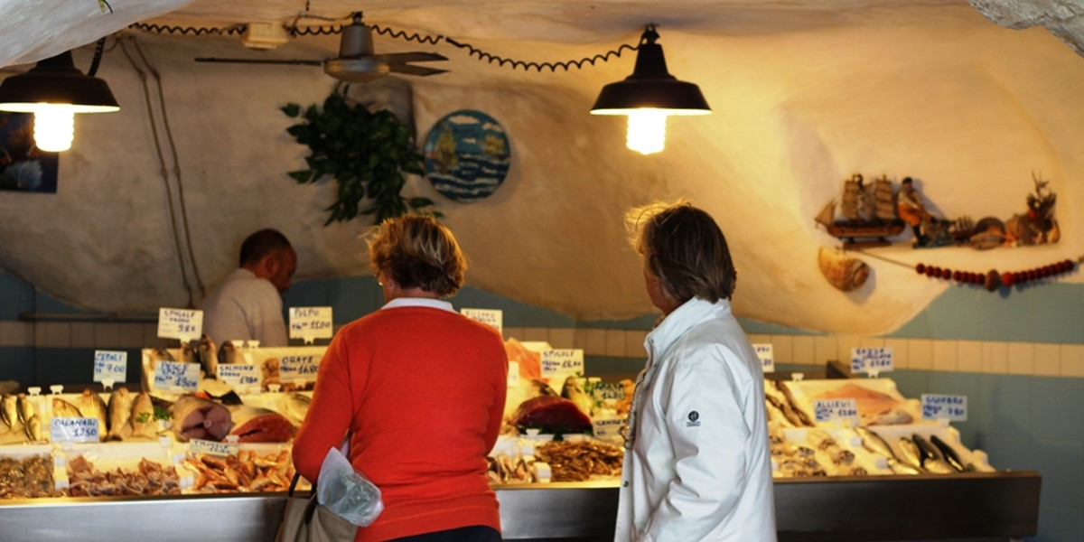 Puglia Holiday Rentals Ostuni Fish
