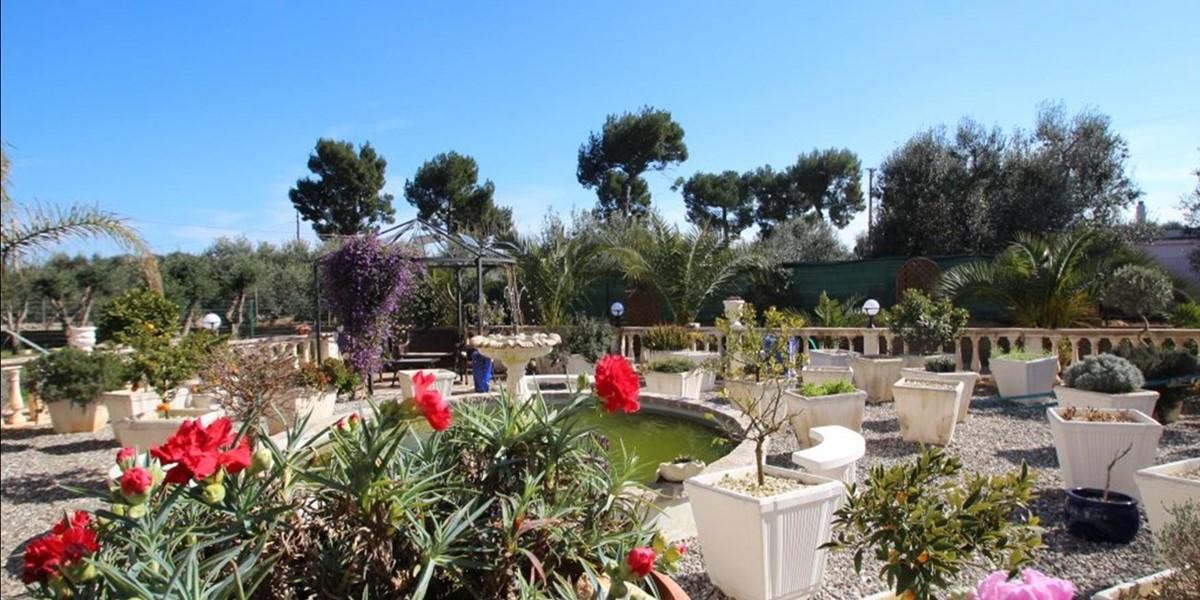Casa Di Nonna Garden
