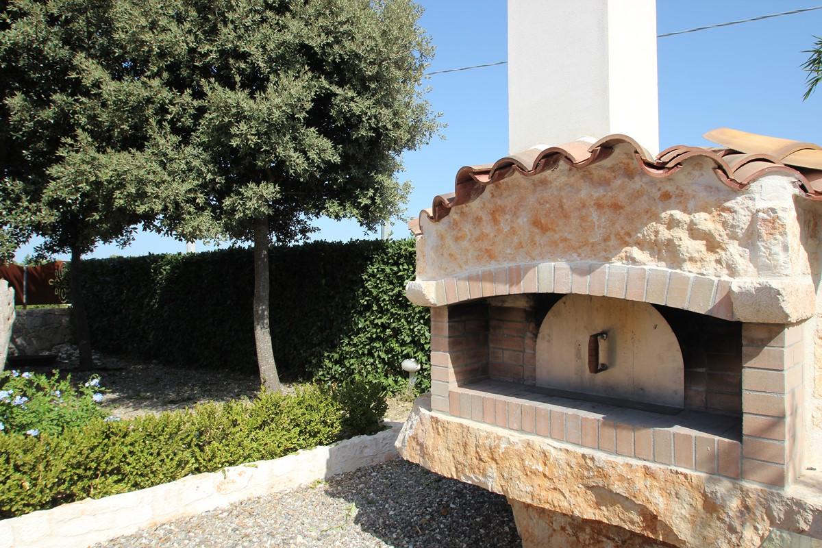 Trullo Melograno Pizza Oven
