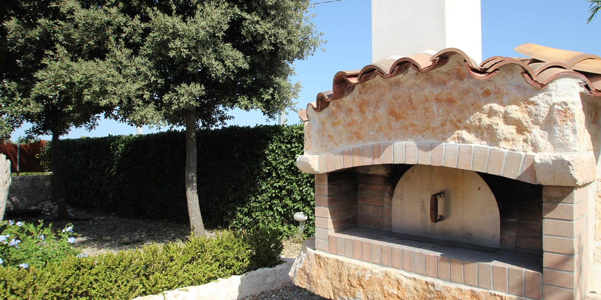 Trullo Melograno Pizza Oven
