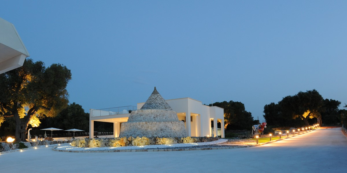 Trullo Sverg Admire The Trullo