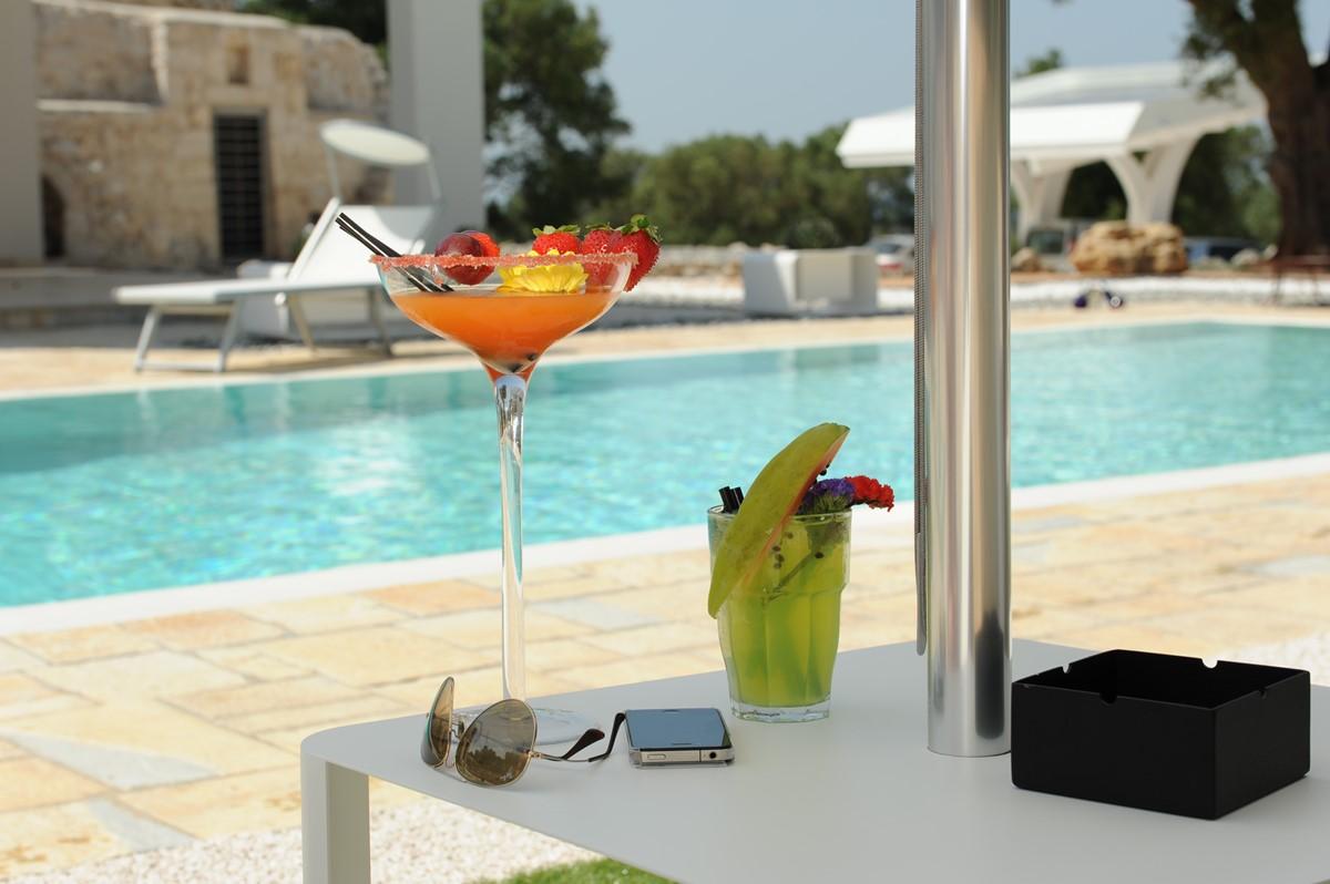Villa Trullo Sverg Cocktail Hour