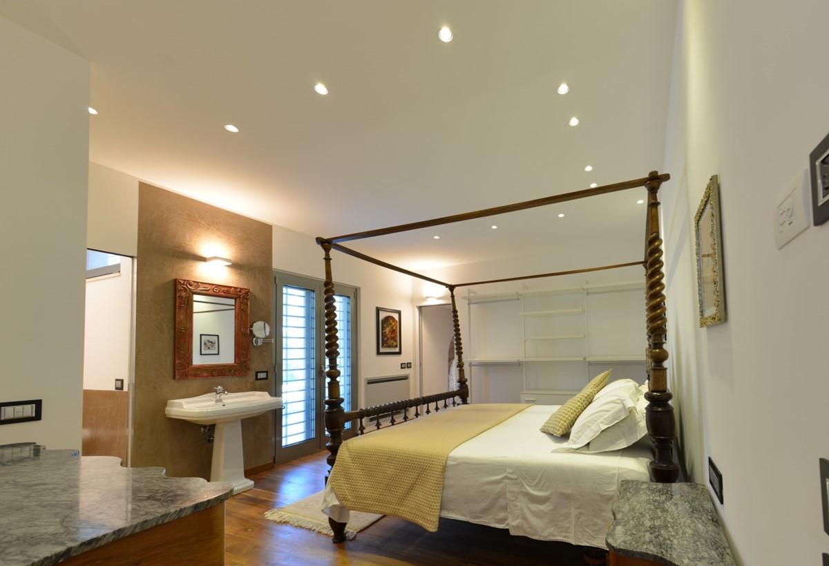 Villa Trullo Sverg Master Bedroom 2