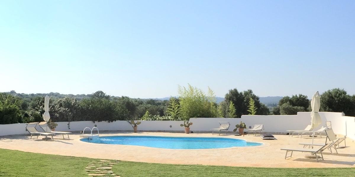 Trullo Formosa Pool