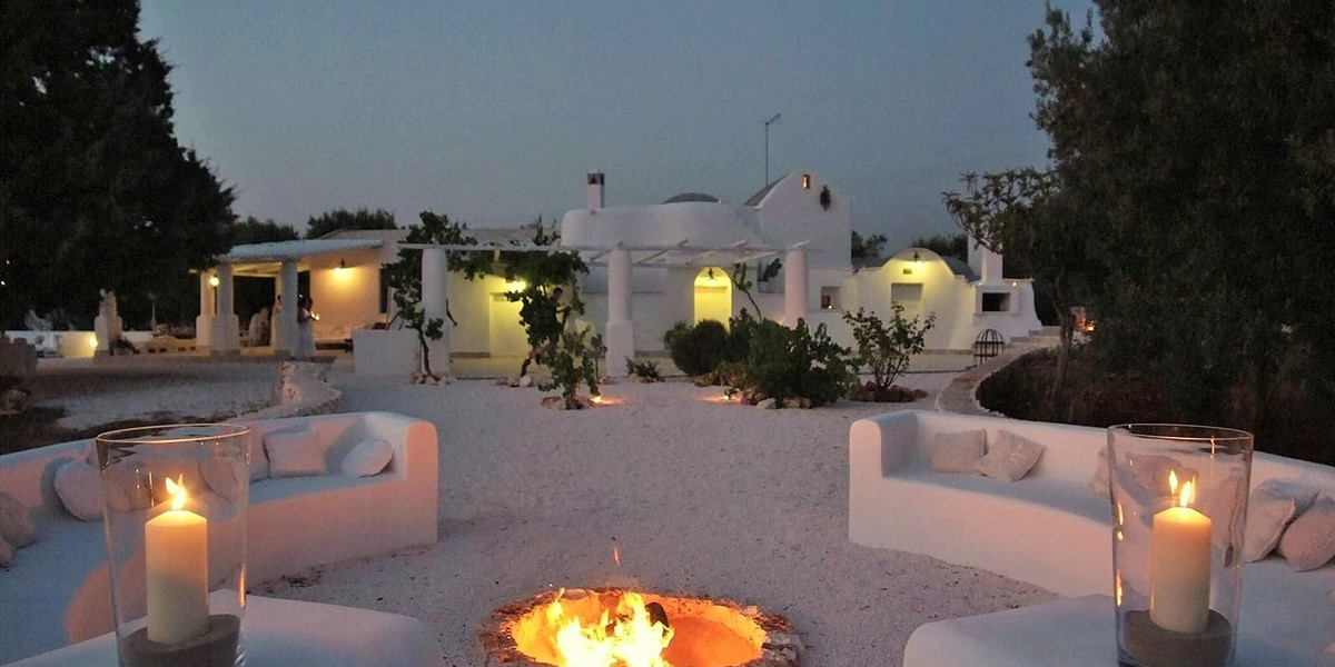 Trullo Formosa Welcomes You To Relax