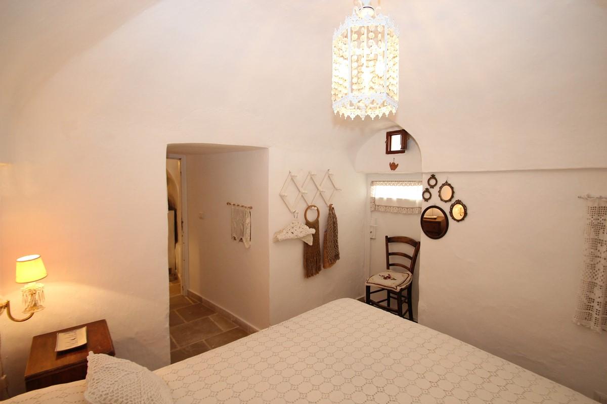 Trullo Formosa Bedroom 1 View 1
