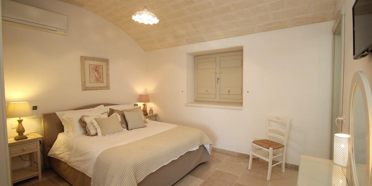 Villa Ponderosa Master Bedroom 1B