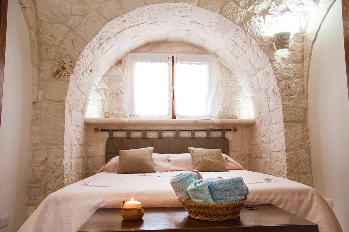 Trullo Noce Master Bedroom