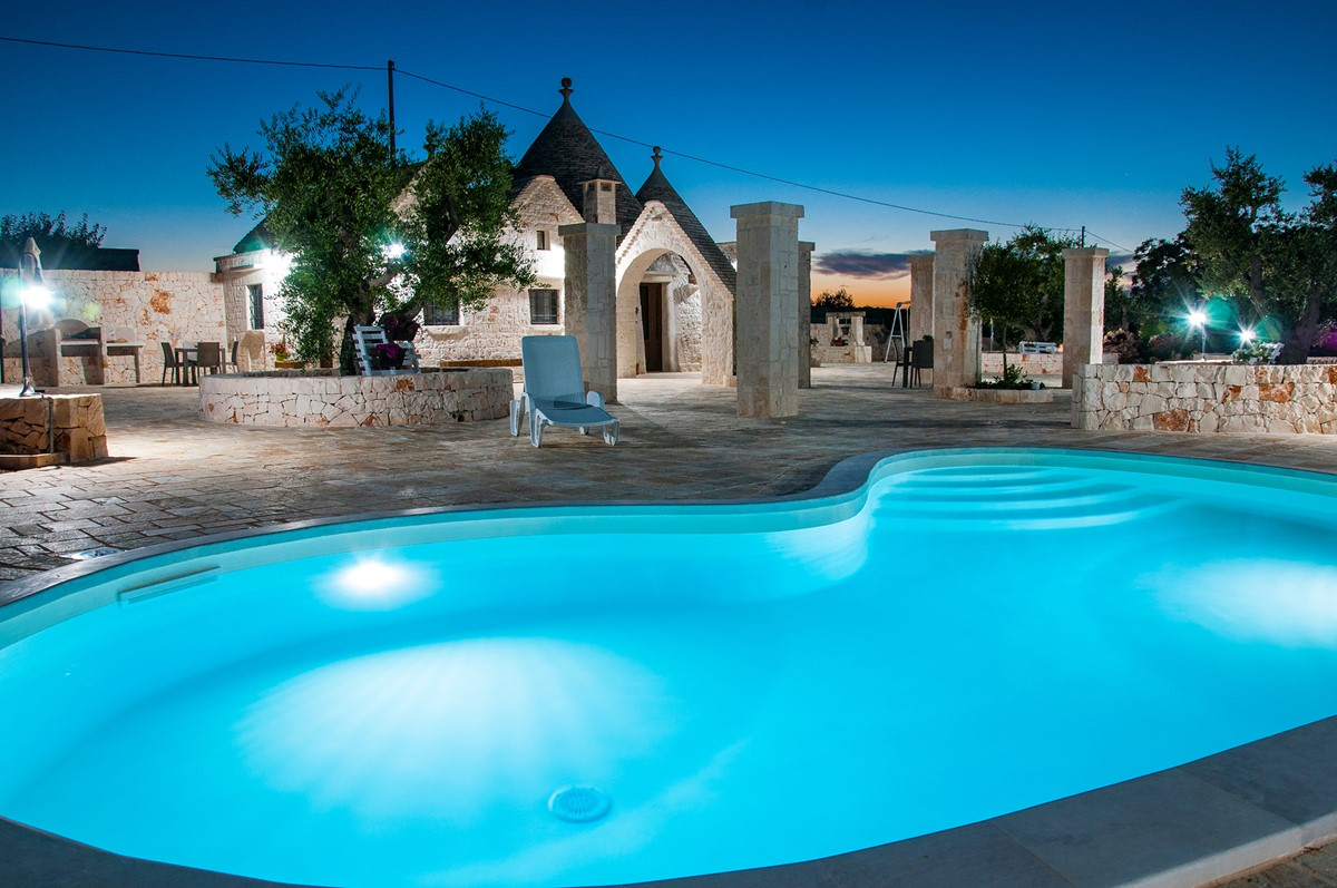 Trullo Noce Relaxation Time