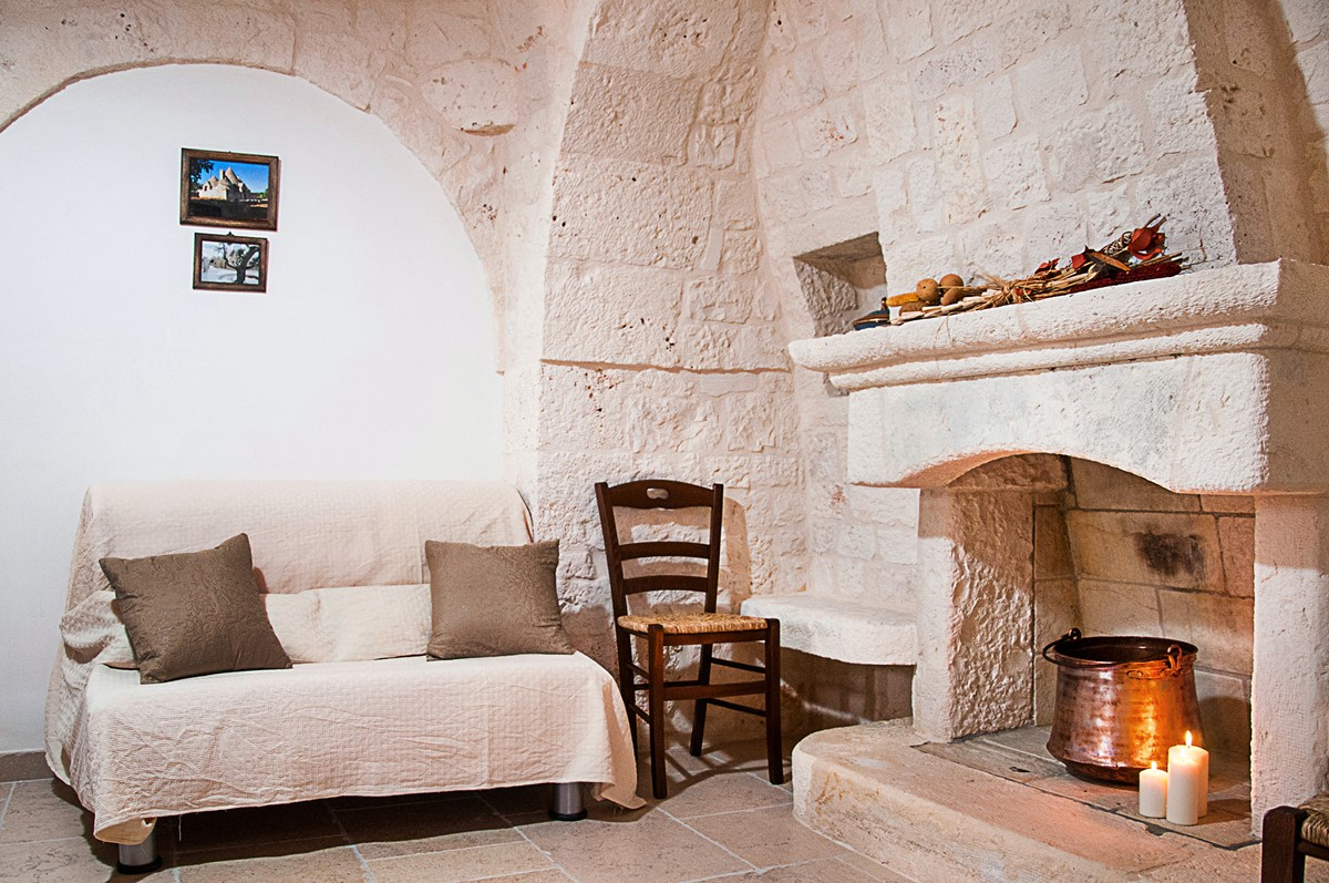 Trullo Noce Time To Relax