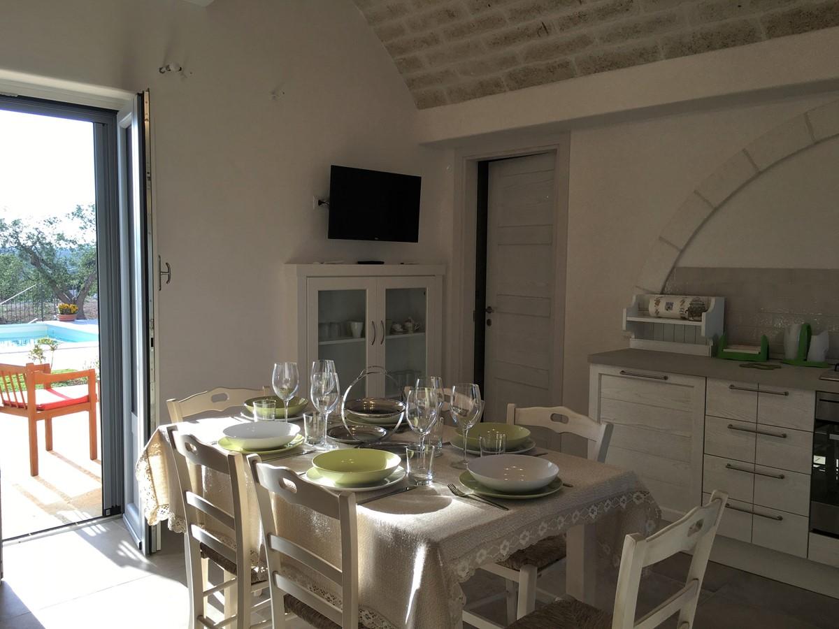 Villa Sudest Dining View