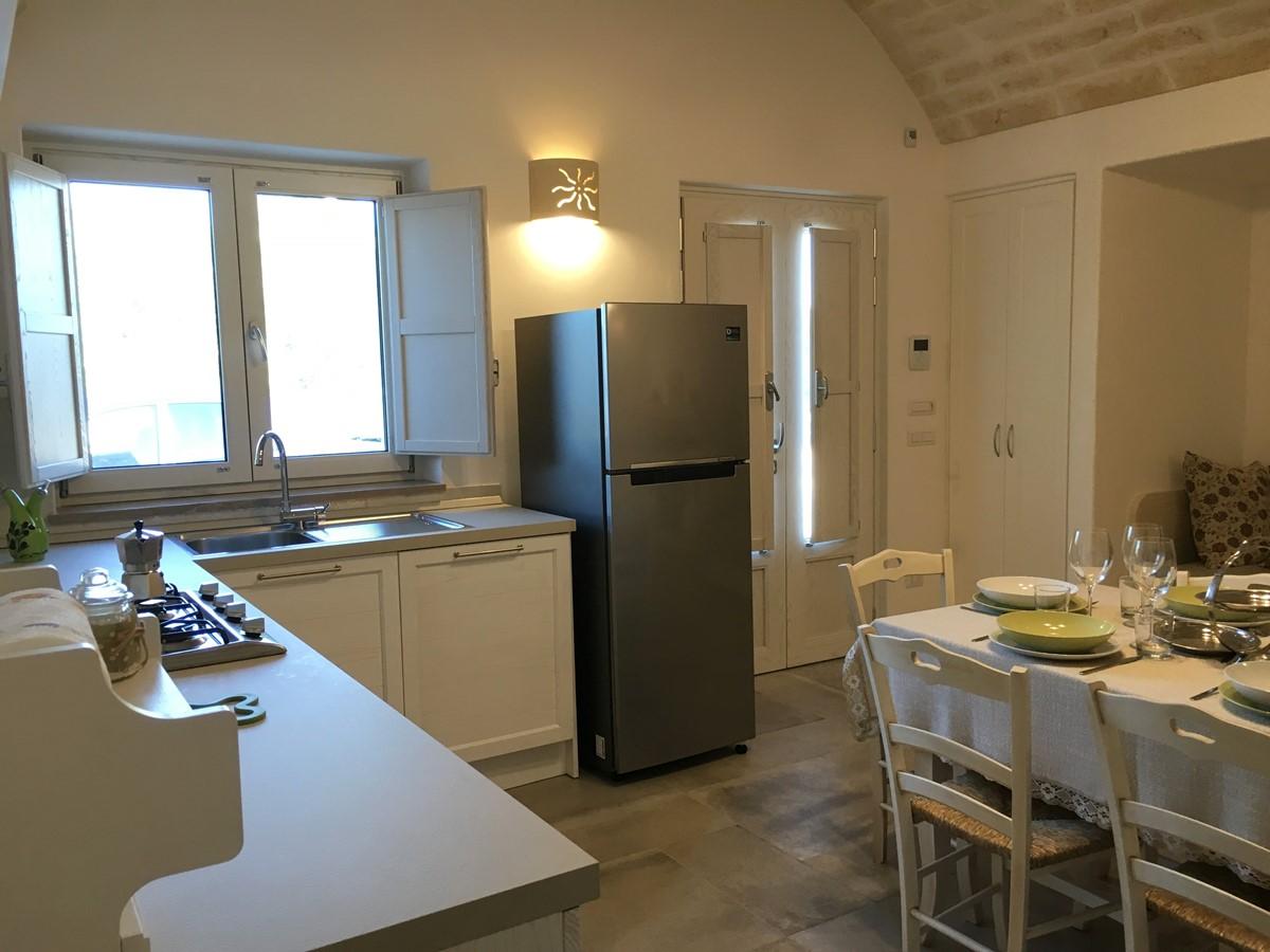 Villa Sudest Kitchen