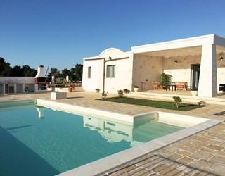 3 Bed Villa with private pool in Cisternino, Puglia