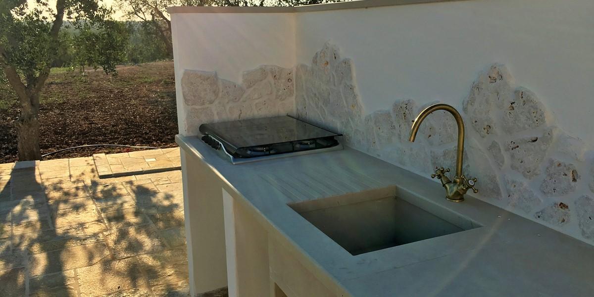 Villa Sudest Outdoor Kitchen